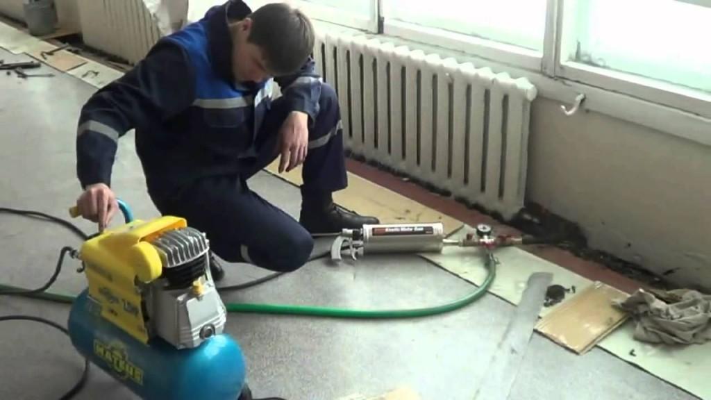 оквэд опрессовка и промывка системы отопления
