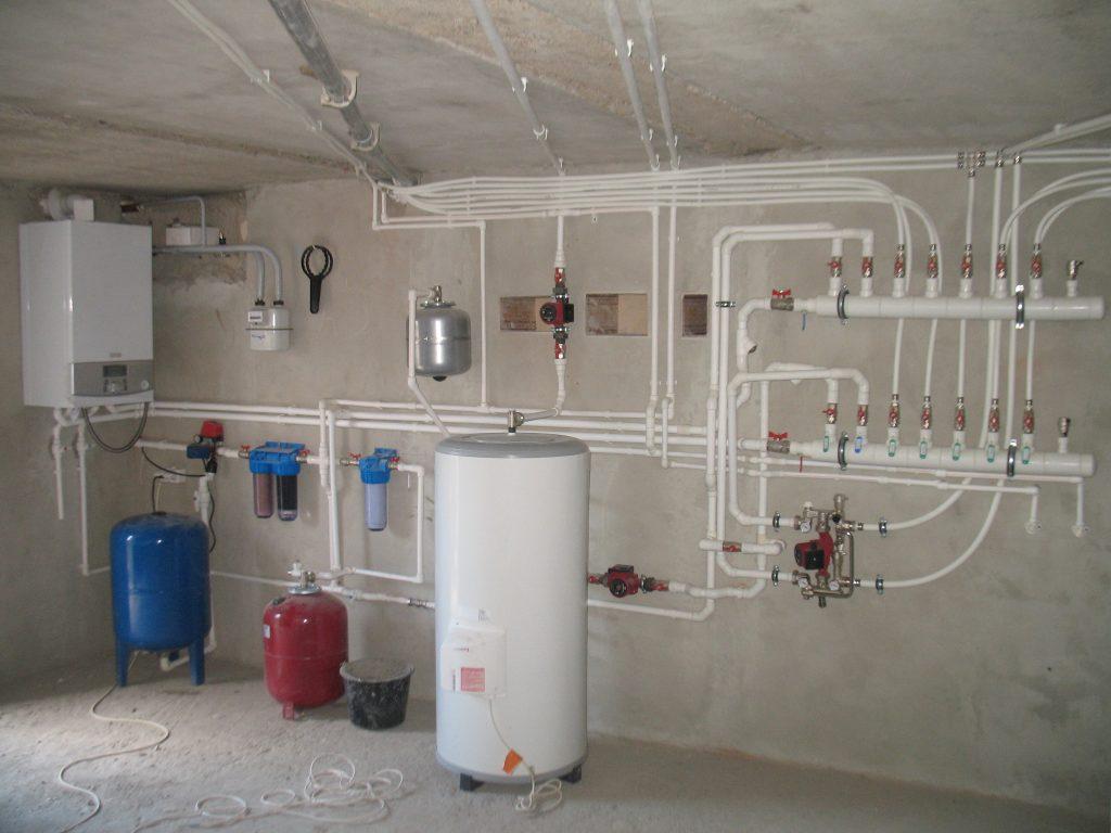 Промывка системы отопления в частном доме цена
