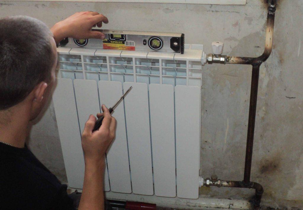 Монтаж отопления в Одинцово