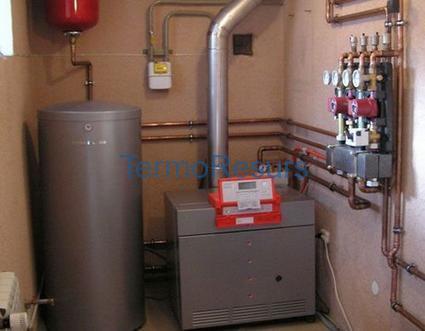Проектирование отопления Терморессурс